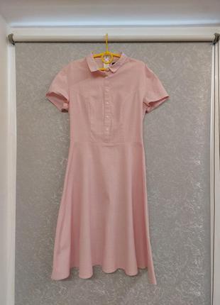 Платье mohito. размер 32, наш 40-42, xs-s. состояние идеальное
