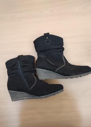 Обувь rieker на меху 41р.