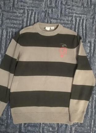 Стильный свитер на подростка