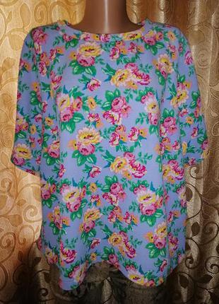 🌺🌺🌺красивая женская трикотажная футболка, блузка label be🌺🌺🌺
