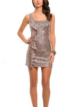 Guess los angeles  платье мини /5811/