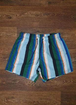 Классные мужские шорты плавки h&m