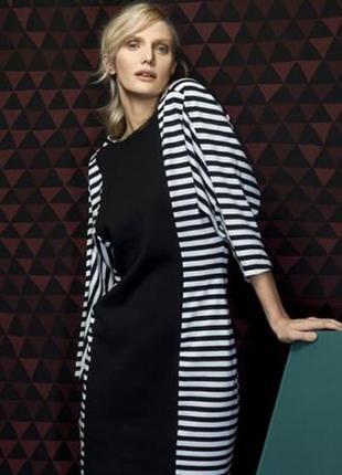 Marimekko jyrkkä dress платье полоска /5812/