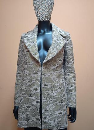 Liu jo стильный пиджак,тренч италия
