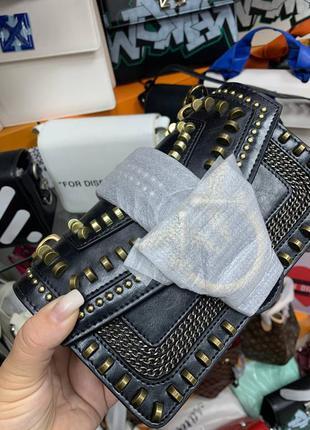 Женская кожаная сумочка pinko