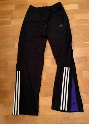 🏅 спортивные штаны брюки клеш adidas 🏅