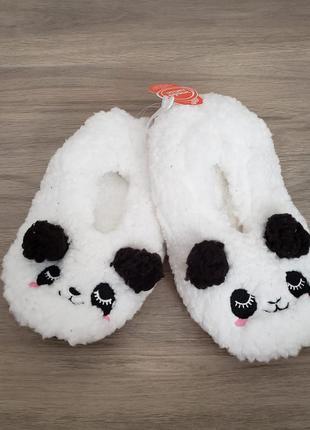 Тапочки слипы слипоны disney панда оригинал сша