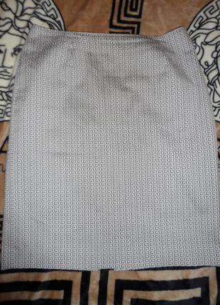Alberto fabiani,юбка,р40,в идеале