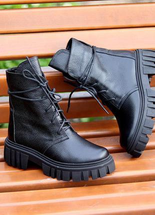 Классные женские ботинки!