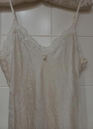 Шикарная рубашечка нюанс