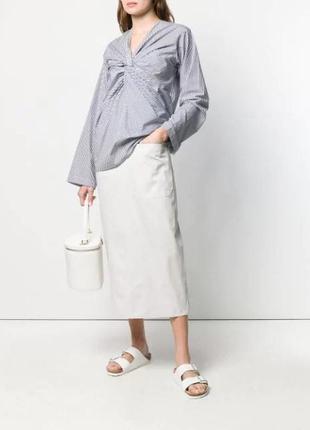 Блуза рубашка sofia d'hoore