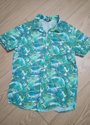 Рубашка для стильного мальчика
