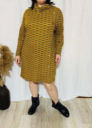 Тёплое платье италия