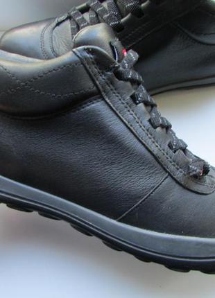 Ботинки camper pue pista оригинал кожа длина по стельке 23,5 см
