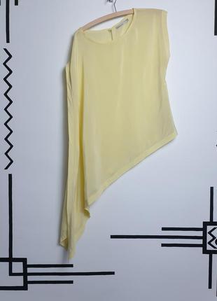 Шелковая блузка karen millen