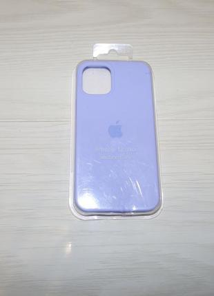 Силиконовый чехол apple silicone case для iphone 12 mini