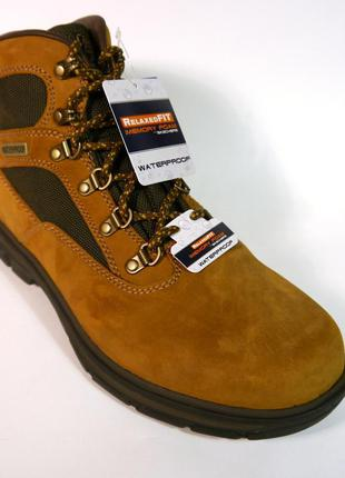 Ботинки skechers segment водонепроницаемые оригинал