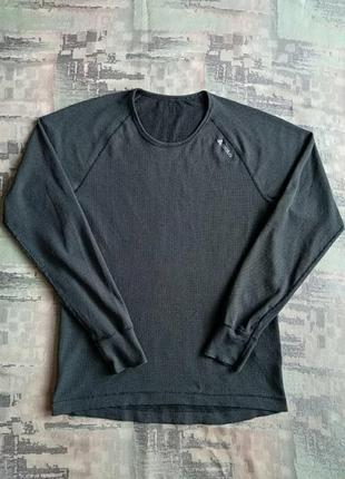 Женская трекинговая  кофта, футболка с длинным рукавом фирмы odlo.s-ka.