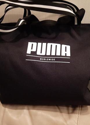 """Новая сумка """"puma"""" (оригинал)"""