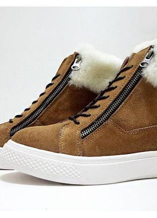 Ugg australia оригинал. угги женские ботинки коричневые 36-41