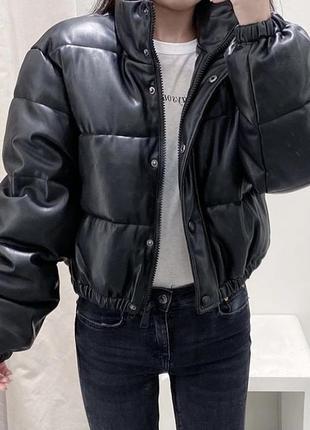 Куртка эко-кожа 😍