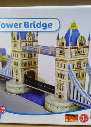 Пазл 3d playtive тауэрский мост, набор из 40 деталей