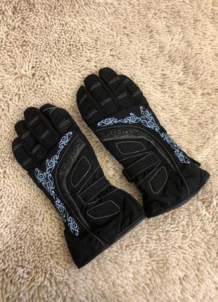 Перчатки мото облегчённые richa