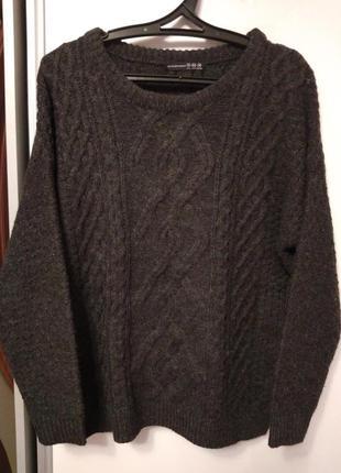Тёплый свитер, размер 48-50