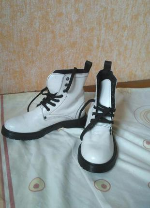 Ботинки женские демисезон италия