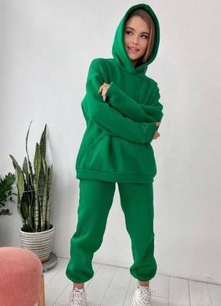 Тёплый костюм флис