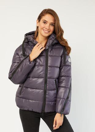 Свободная зимняя женская куртка по скидке! распродажа!