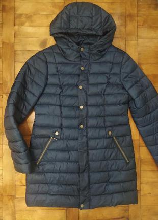 Куртка пальто стёганое демисезонное