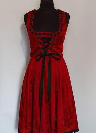 Винтажное платье диндриль, лолита, готика, готическая, готик, винтаж, вінтажна сукня, вінтаж, винтажный сарафан, плаття
