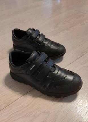 Туфли кожаные pablosky 34p, стелька 22см.