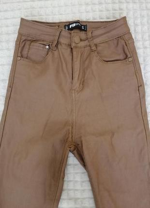 Кожанные джинсы fb sister