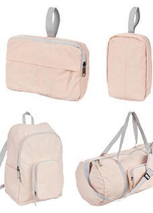 Вместительная складная сумка от aldi. модель на фото 2