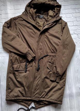 Куртка парка от zara