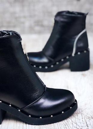 Ботинки зима 40 размер - 26 см