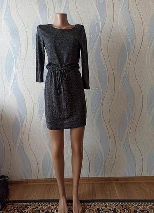 Плаття люрекс