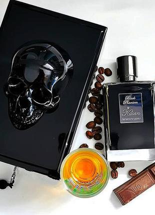 Аромат в стиле black phantom килиан из дубая, парфюм унисекс,стойкие духи
