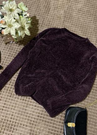 Плюшевий светр