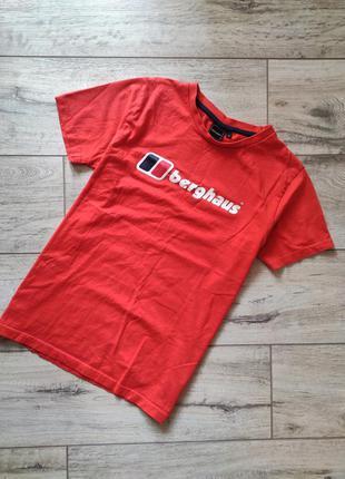 Спортивная футболка berghaus классическая the north face кофта nike