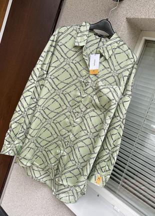 Новая блуза италия made in italy сорочка zara
