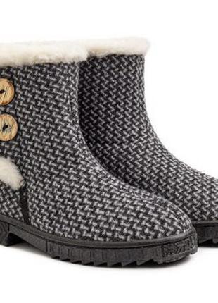 Бурки валенки угги сапоги зимние женские ботинки на меху 37-42