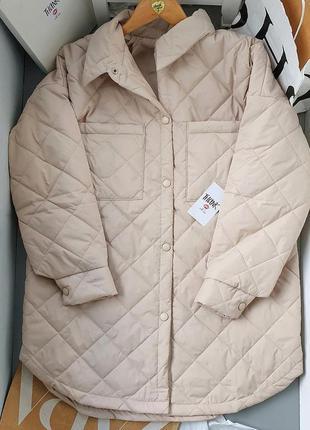 Стьобана курточка сорочка