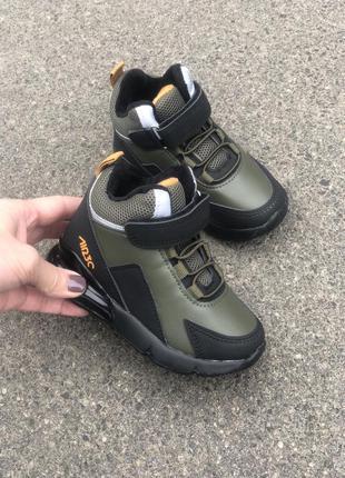 Кроссовки хайтопы ботинки детская обувь осенние ботинки осенние кроссовки детские ботинки ботинки для мальчика