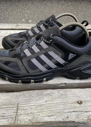 Оригинал кожаные adidas kumatrail стильные кроссовки