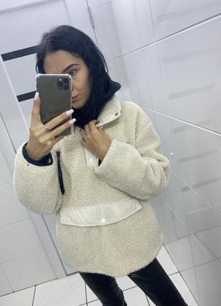 Куртка/анорак zara 💗 при покупке от двух вещей скидка 🛍