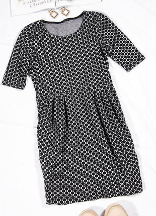 Трикотажное платье мини, строгое платье, офисное платье, сукня, плаття