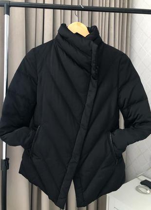 Пуховик курточка zara